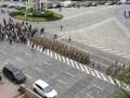 В центре Киева прошло шествие памяти погибших защитников Украины