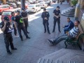 В Киеве задержанный копами пьяница оказался убийцей в розыске