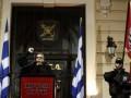 В Афинах прошло многотысячное шествие сторонников неонацистов