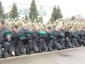 Госпогранслужба приняла на контракт 1,1 тыс военных с начала 2016