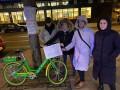 В Лондоне четыре активиста пикетировали концерт