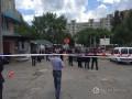 В Киеве на автостоянке прогремел взрыв: есть раненые