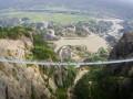 В Китае построен самый длинный в мире стеклянный мост