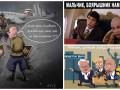 Боярышника нам, мы домой летим: реакция соцсетей на изгнание дипломатов РФ