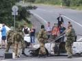 Правый сектор оставил схрон под Мукачево и движется в сторону Львова - СМИ