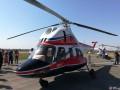 В Запорожье представили первый украинский вертолет
