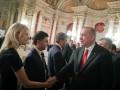 Ердоган впервые принял делегацию с РФ с