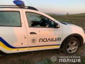 В Одесской области обстреляли полицейское авто