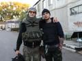 Руфер Мустанг побывал в Донецком аэропорту (фото)