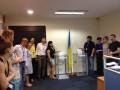 Первые заграничные избирательные участки открылись на выборах в Раду