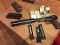 СБУ: У Симоненко нашли пистолет и 120 патронов