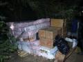 В Мексике тонны наркотиков нашли возле кладбища