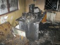 В Сумской области произошел пожар на телестудии