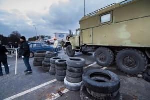 В Киеве перекроют въезды и выезды из города