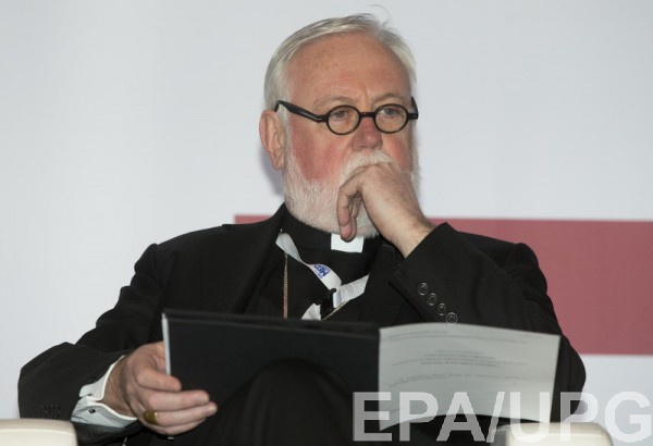 """В Ватикане не считают конфликт на Донбассе """"гражданским столкновением"""""""