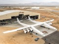 Stratolaunch Model 351: 230-тонный самолет разогнали до 74 км / час