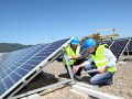 В Украине ввели в эксплуатацию Трифановскую солнечную электростанцию