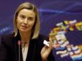 Могерини предлагает усилить политическое давление на Россию