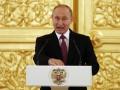 Путин обвинил Украину в организации диверсий в России