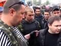 Донецкая сотня самообороны Майдана отказалась ехать бороться с сепаратистами