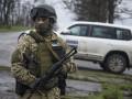 ОБСЕ: Ни силы АТО, ни боевики полностью не отвели тяжелое вооружение