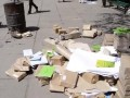 В Луганске сожгли избирательные бюллетени - соцсети