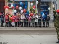 В Севастополе прошел митинг в честь оккупации Крыма РФ