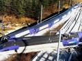 В Южной Корее произошла масштабная авария поезда