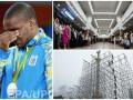 Неделя в фото: Олимпийские победы Украины, репетиции парада и новая станция метро в Харькове