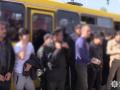 На рынке Троещина в Киеве полиция задержала 49 нелегалов