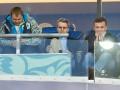 Как Левочкин, Пайетт и Булатов смотрели футбол в Киеве
