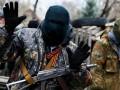 На Луганщине вооруженные боевики вывозят списки избирателей