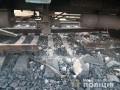 Названа причина крушения поезда под Кривым Рогом