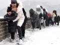 Великая Китайская стена стала