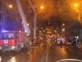 В горевшем в центре Киева доме два года назад погибли рабочие
