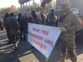 Правый сектор заблокировал Запорожсталь Ахметова