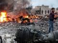 В США заявили о сотнях убитых россиян в Сирии в бою с американцами