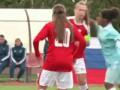 Девушки подрались во время матча женских сборных РФ и Швейцарии