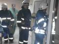 В Киеве горел Национальный институт рака