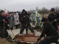 Кабмин предложил хоронить украинцев в парках и скверах