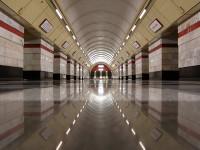Станцию метро Сырец отремонтируют за 21,6 млн гривен