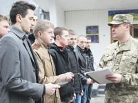 Пользователи Фейсбука заблокировали страницу Львовского военкомата