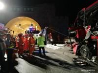 В Китае в ДТП погибли больше 30 человек
