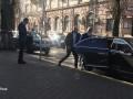 Журналисты заметили олигарха Ахметова в здании НАБУ