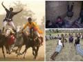 Неделя в фото: верховая езда сикхов, игры сирийских детей в убежище и йога в тюрьме Кении
