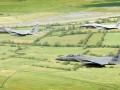 Американский истребитель F-15 рухнул в Северное море