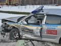 В Киеве и Ровно за ночь пострадали 5 полицейских