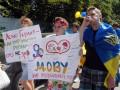 Пользователи соцсетей переходят на украинский в знак протеста против подписания Януковичем закона о языках