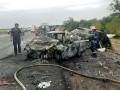 Двое погибших, трое раненых: Появились подробности ДТП под Запорожьем