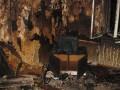 В Киеве ребенок сжег квартиру, играя с огнем